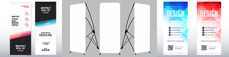 -Stand / X Banner / X Frame